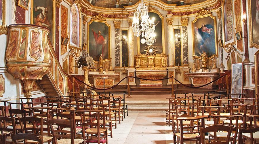 Église Lachapelle Cœur