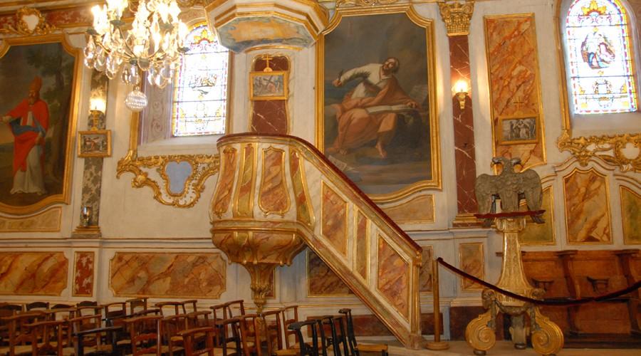 Église Saint Pierre Lachapelle Chair